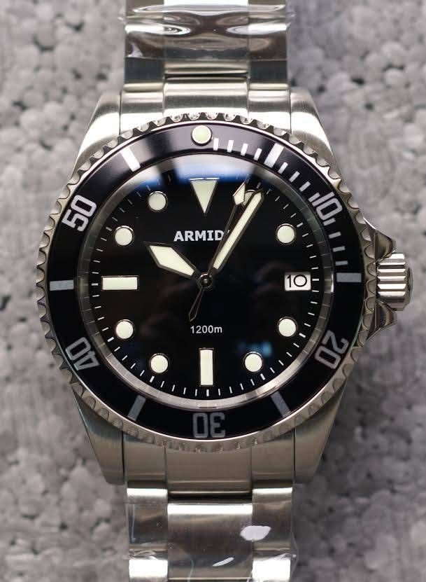 Advice on a dive watch for wrist - 40mm dive watch ...
