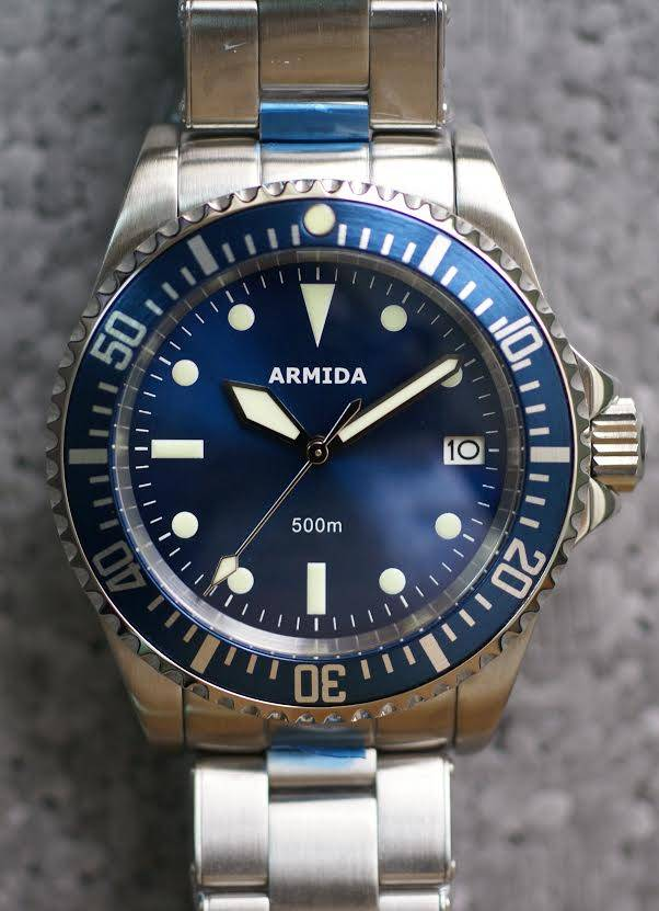 Looking for a 40mm diver page 3 - 40mm dive watch ...